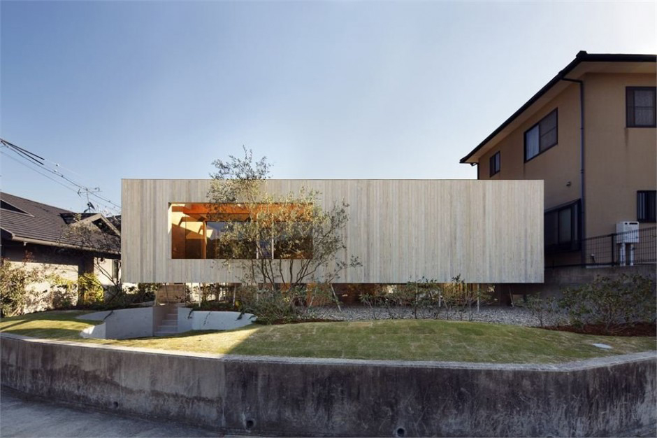 Pit House by UID Architects