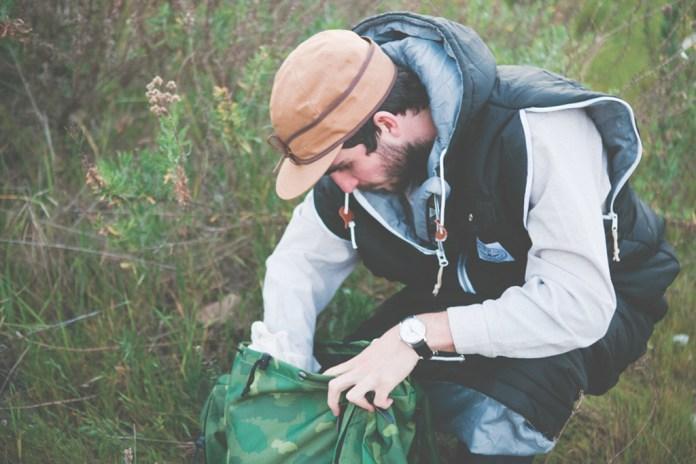 Poler Camping Stuff x Brixton Summit Cap
