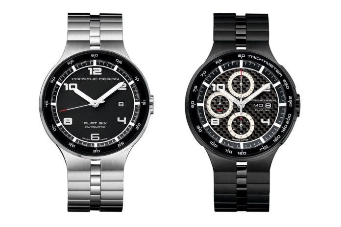 Porsche Design P'6300 Flat Six Watches