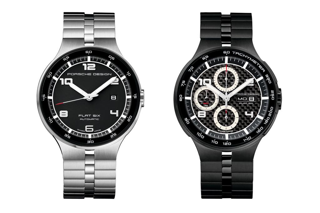 Porsche Design P'6300 Flat Six Watches
