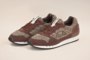 Present London x Ellesse 2012 Fall/Winter Poli Runner