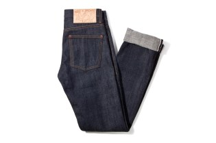 "Pronto x Naked & Famous ""Skinny Guy"" 14.5 oz Japanese Selvedge Denim"
