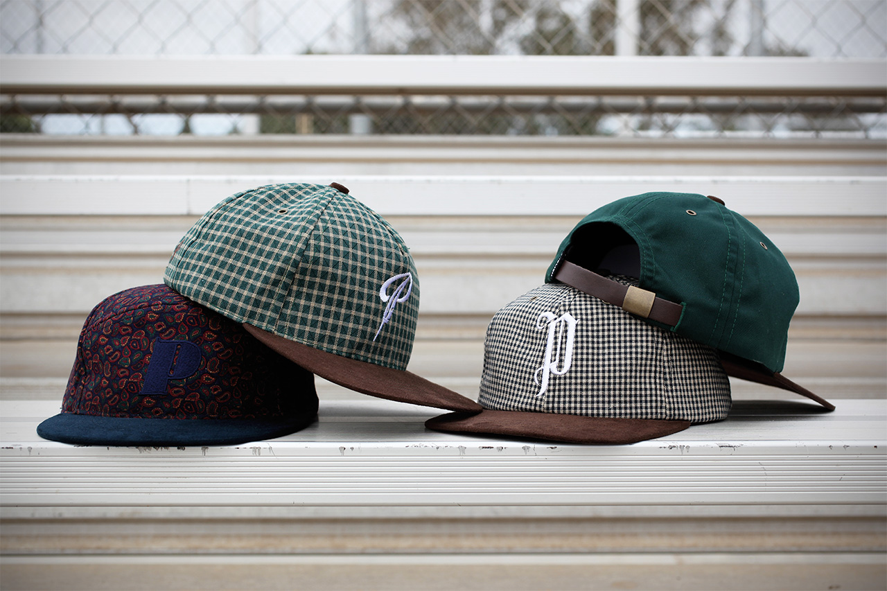 Publish Made in the USA Headwear Collection