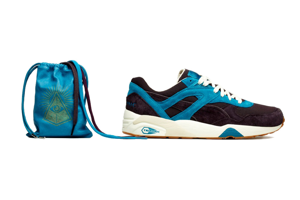 PUMA Shadow Society 2012 Fall/Winter Collection