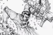 Punisher x David Choe x The Hundreds Preview