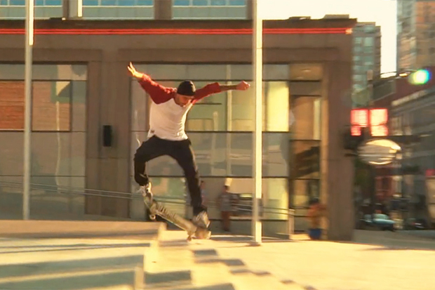 REAL Skateboards: Pushing Vancouver
