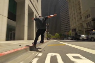 REAL Skateboards: Dennis Busenitz Pushing San Francisco