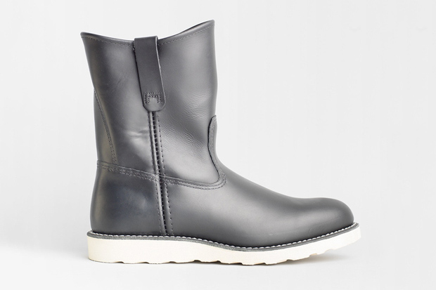 """Red Wing """"Chrome"""" Pecos Boot"""