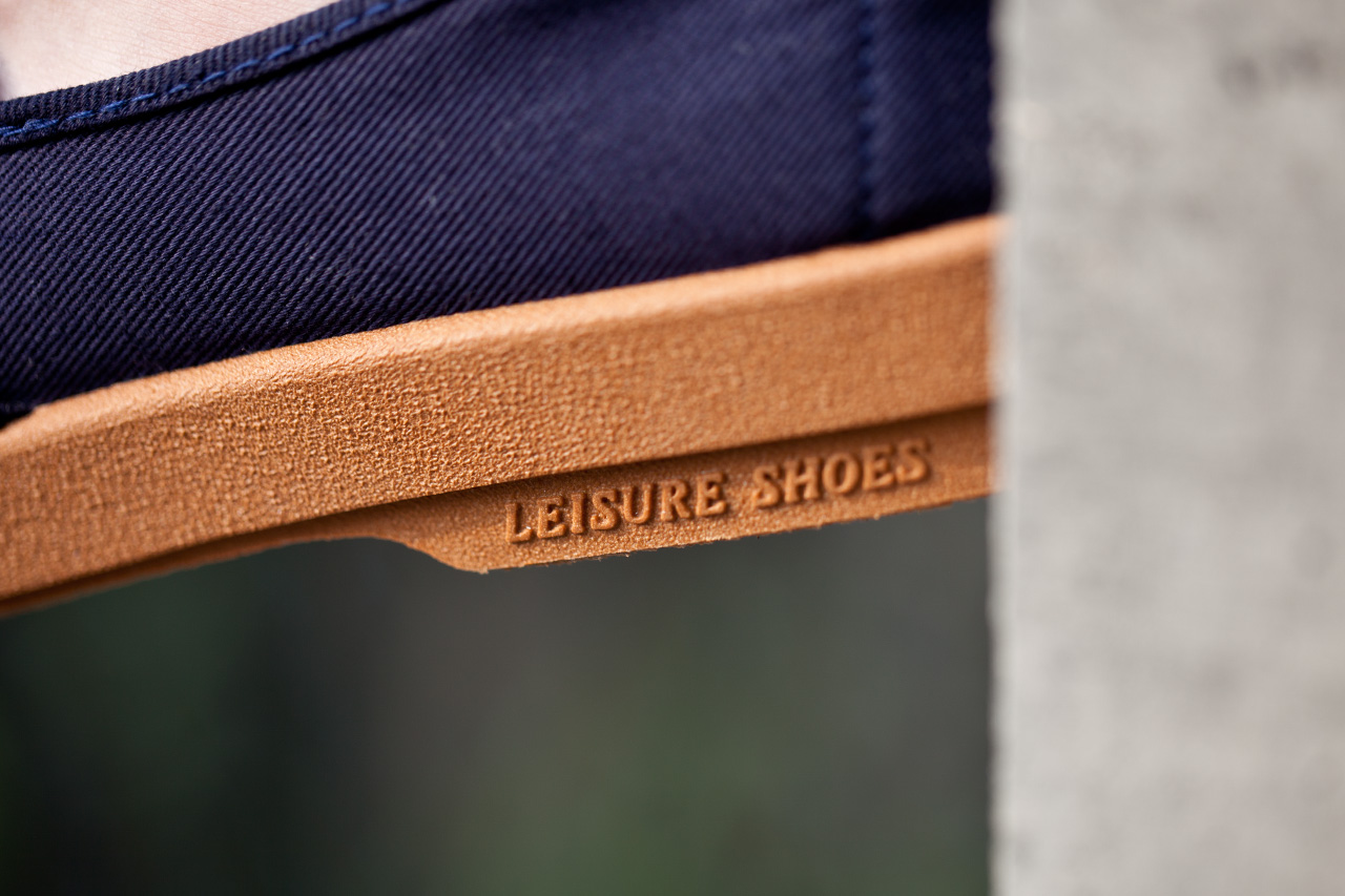 Rivieras 2012 Fall/Winter Trench Shoe