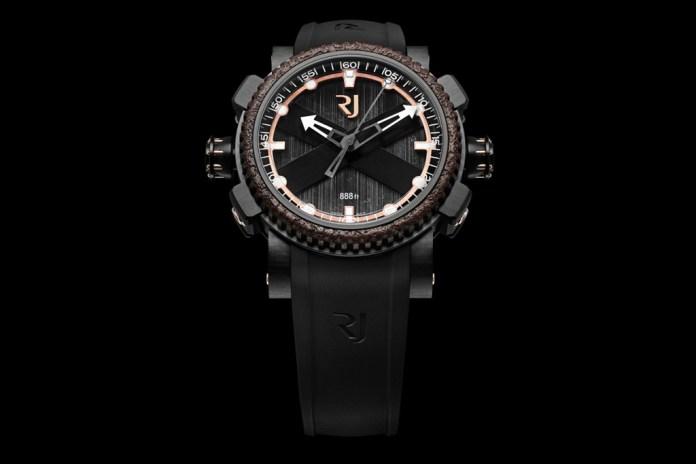RJ-Romain Jerome Octopus Watch