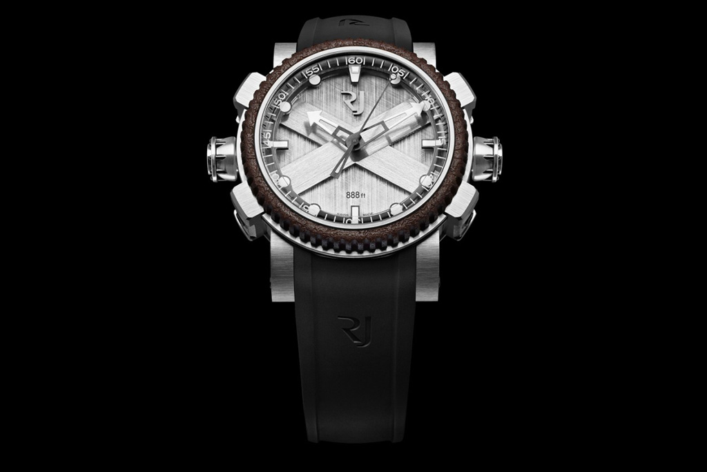 rj romain jerome octopus watch