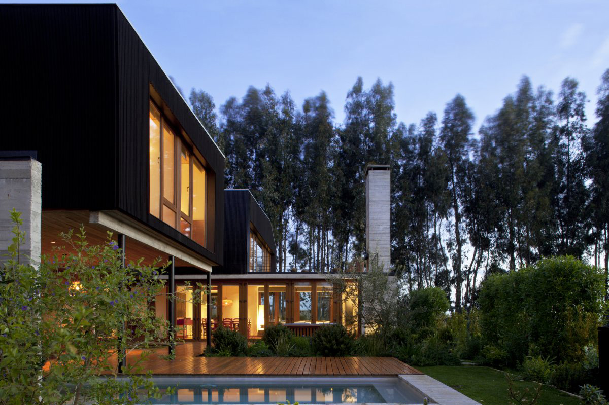 rock house by un arquitectura