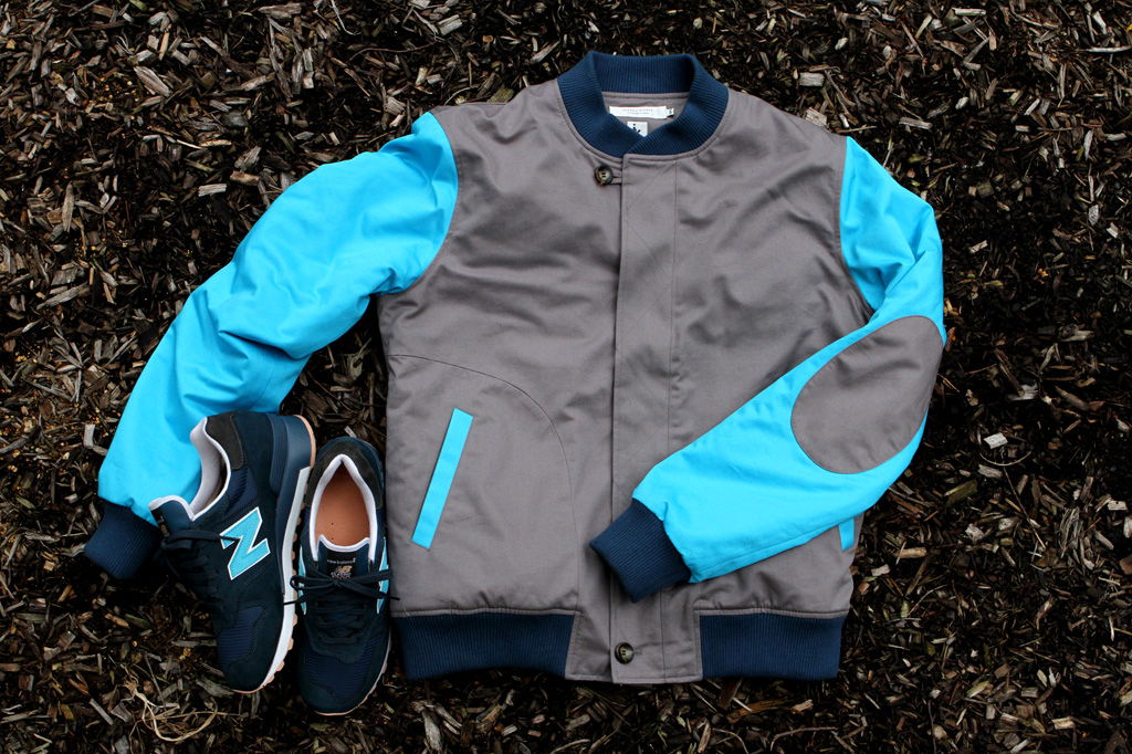 """Ronnie Fieg """"Salmon Sole"""" Collection featuring New Balance and Shades of Grey"""