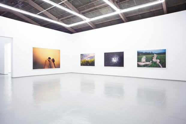 """Ryan McGinley """"Reach Out, I'm Right Here"""" @ Tomio Koyama Gallery"""