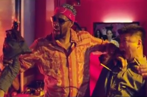 RZA featuring The Black Keys – Baddest Man Alive | Video