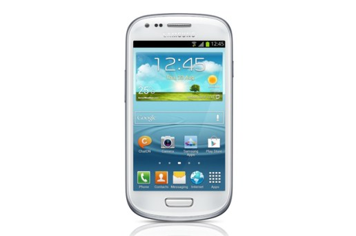 Samsung Announces New Galaxy S III Mini