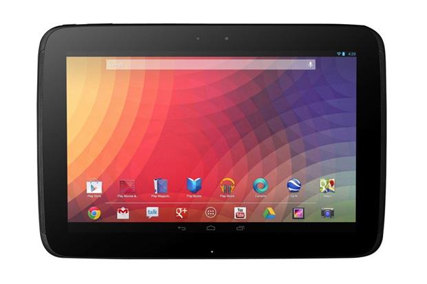Samsung Nexus 10 Tablet
