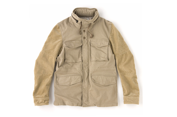 sandinista general m 65 jacket