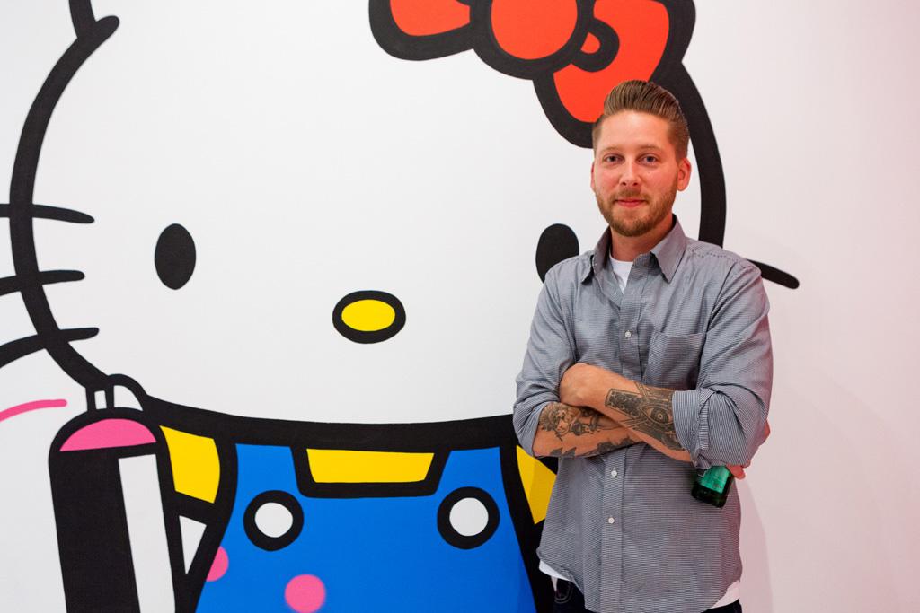 "SANRIO ""Hello Kitty, Hello Art!"" Book Release and Show @ KNOWN Gallery Recap"
