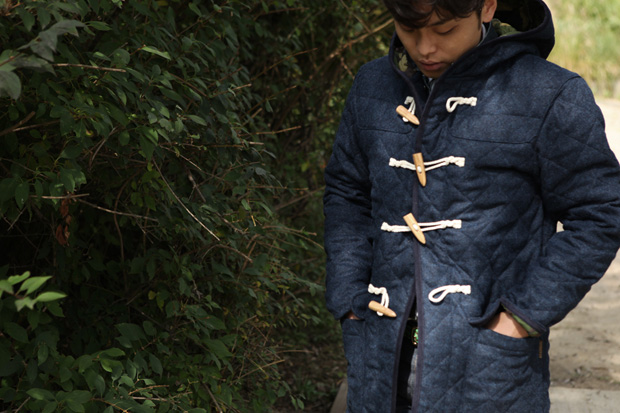 Sculp x Lavenham 2012 Fall/Winter Collection