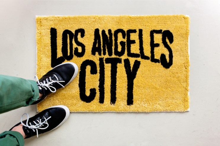 """SECOND LAB """"New York"""" and """"Los Angeles"""" Rug Collection"""