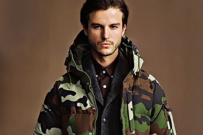 SENSE: A Bathing Ape 2012 Fall/Winter Collection Editorial
