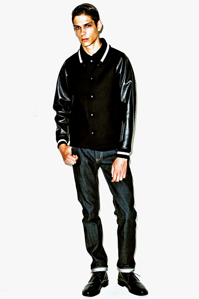 SENSE: BLACK SENSE MARKET 2012 Fall/Winter Collection Second Release