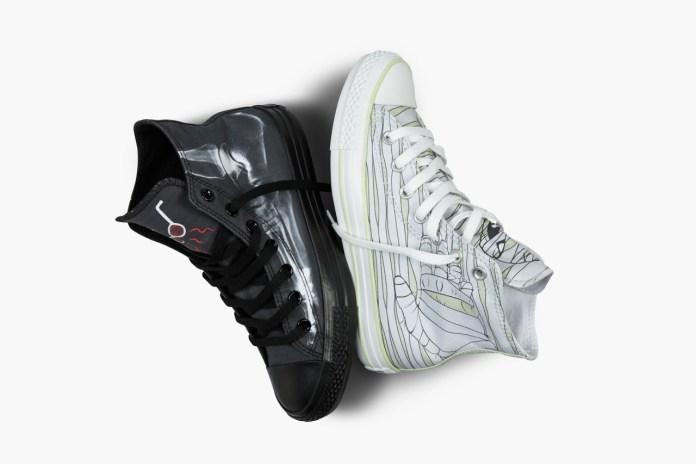 ShoeBiz x Converse Chuck Taylor Halloween Pack