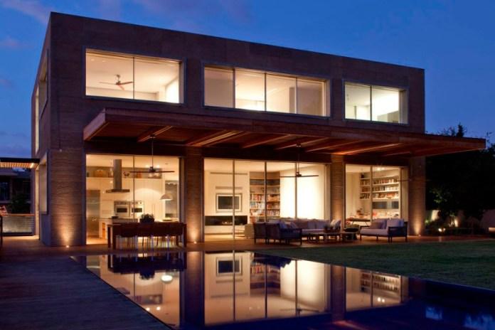 SKS House by Arnon Nir Architecture
