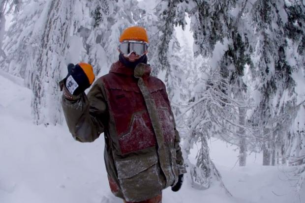 Snow Porn Whistler Deep Days - Part 1 Video