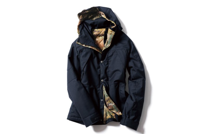 SOPHNET. 2012 Fall/Winter 2Layer Wool Mountain Parka