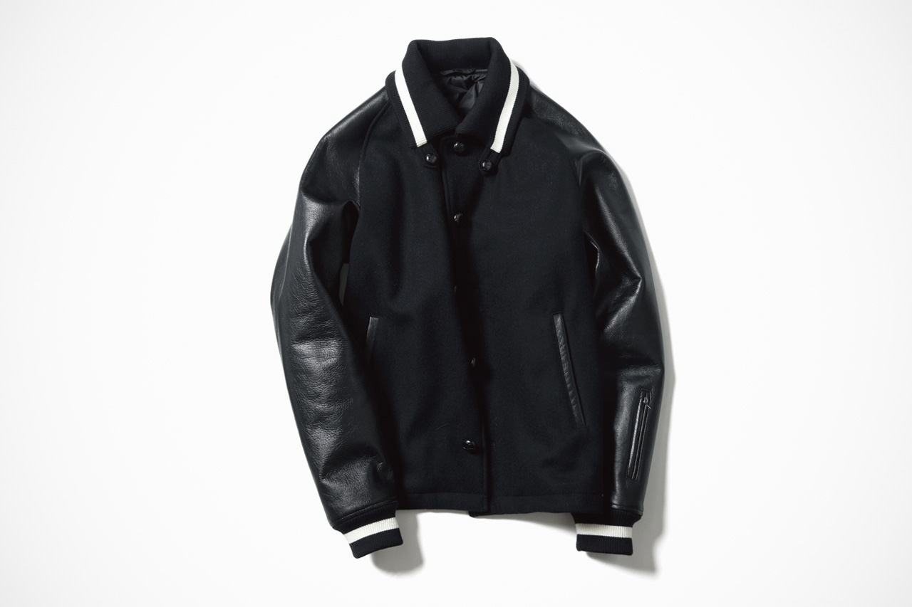 SOPHNET. 2012 Fall/Winter Stadium Blouson