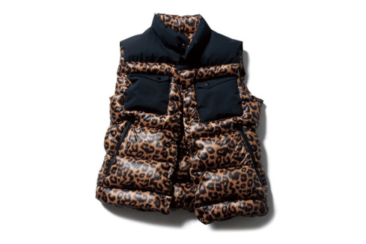 SOPHNET. FsF 2012 Fall/Winter Down Vest