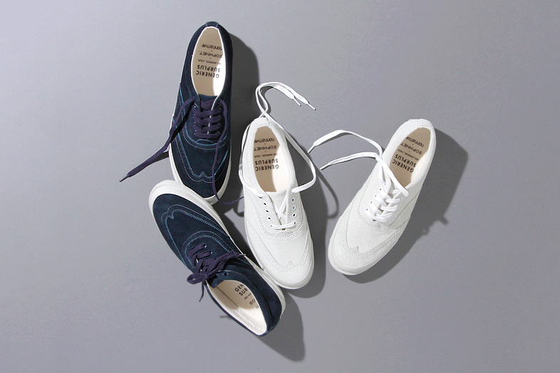 SOPHNET. x nonnative 2012 Fall/Winter Wingtip Sneaker by Generic Surplus