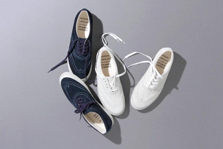 SOPHNET. x nonnative 2012 Fall/Winter Wingtip Sneaker by Generic Surplus