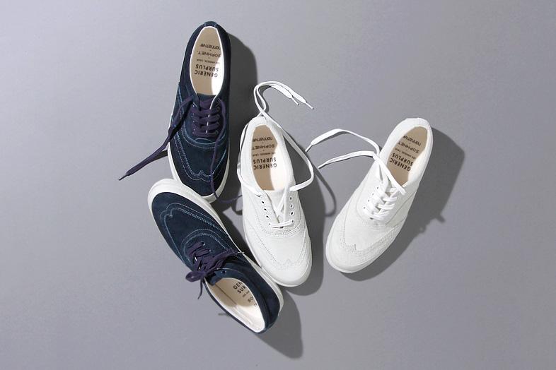 sophnet x nonnative 2012 fall winter wingtip sneaker by generic surplus