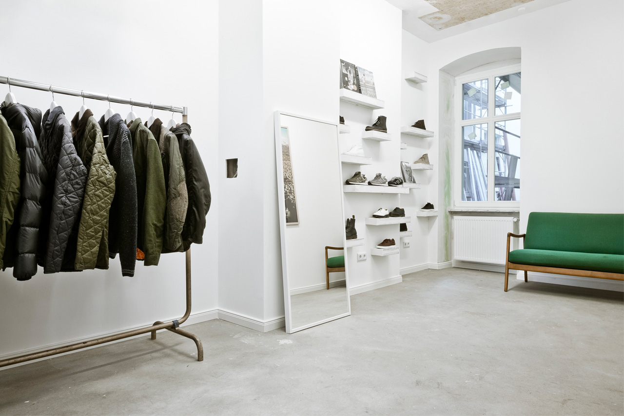 SOTO Berlin's Newly Expanded Storefront