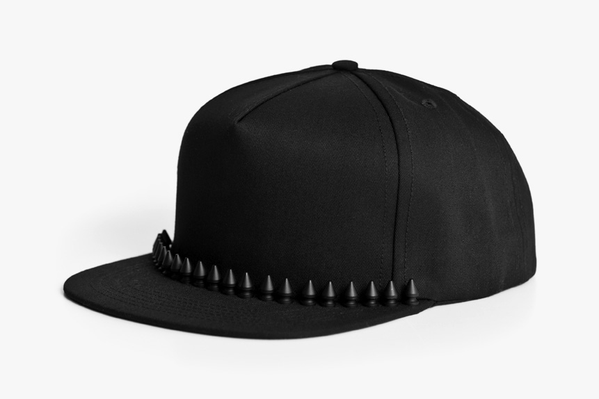 Stampd All Black Hard Hat