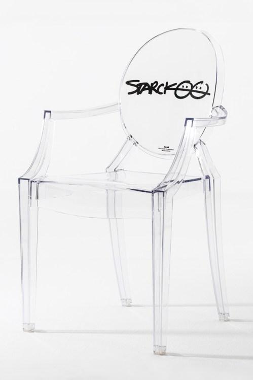 Philippe Starck 10th Anniversary Ghost Chair