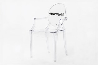 Philippe Starck 10th Anniversary Ghost Chair
