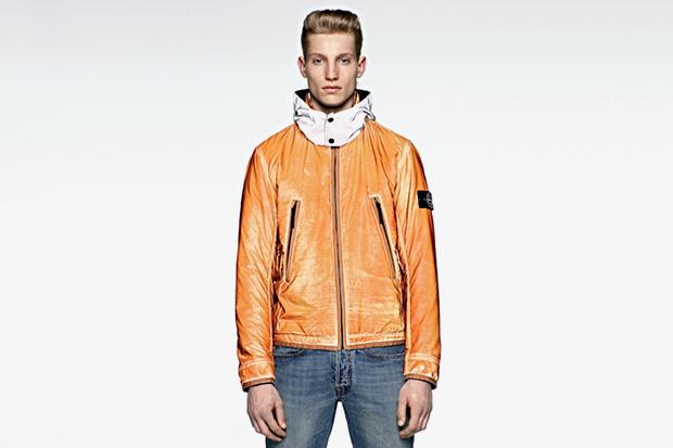 Stone Island 2012 Fall/Winter Reflective Jackets