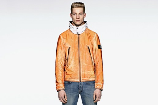 Stone Island 2012 Fall/Winter Reflective Jackets