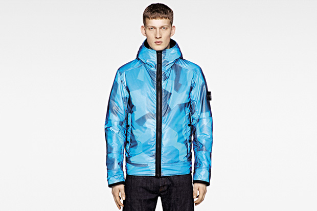 stone island 2012 fall winter reflective jackets