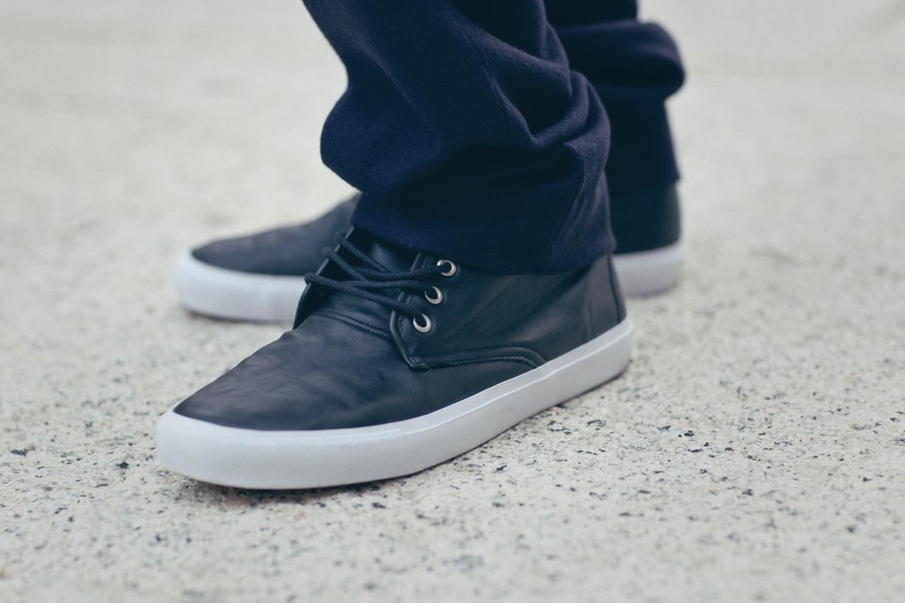 Streetsnaps: ASOS Black x PUMA 2012 Fall - A Sartorial Approach