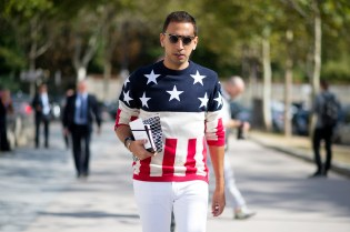 Streetsnaps: Paris Women's Fashion Week 2013 Spring/Summer Part 1