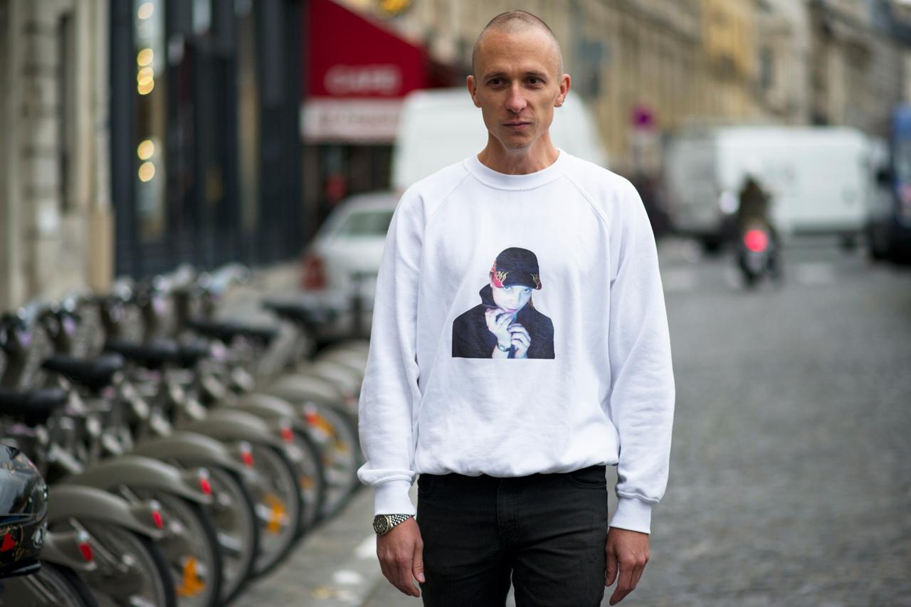 Streetsnaps: Paris Women's Fashion Week 2013 Spring/Summer Part 1