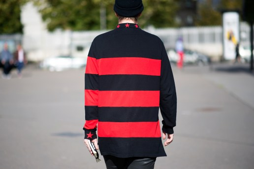 Streetsnaps: Paris Women's Fashion Week 2013 Spring/Summer Part 2