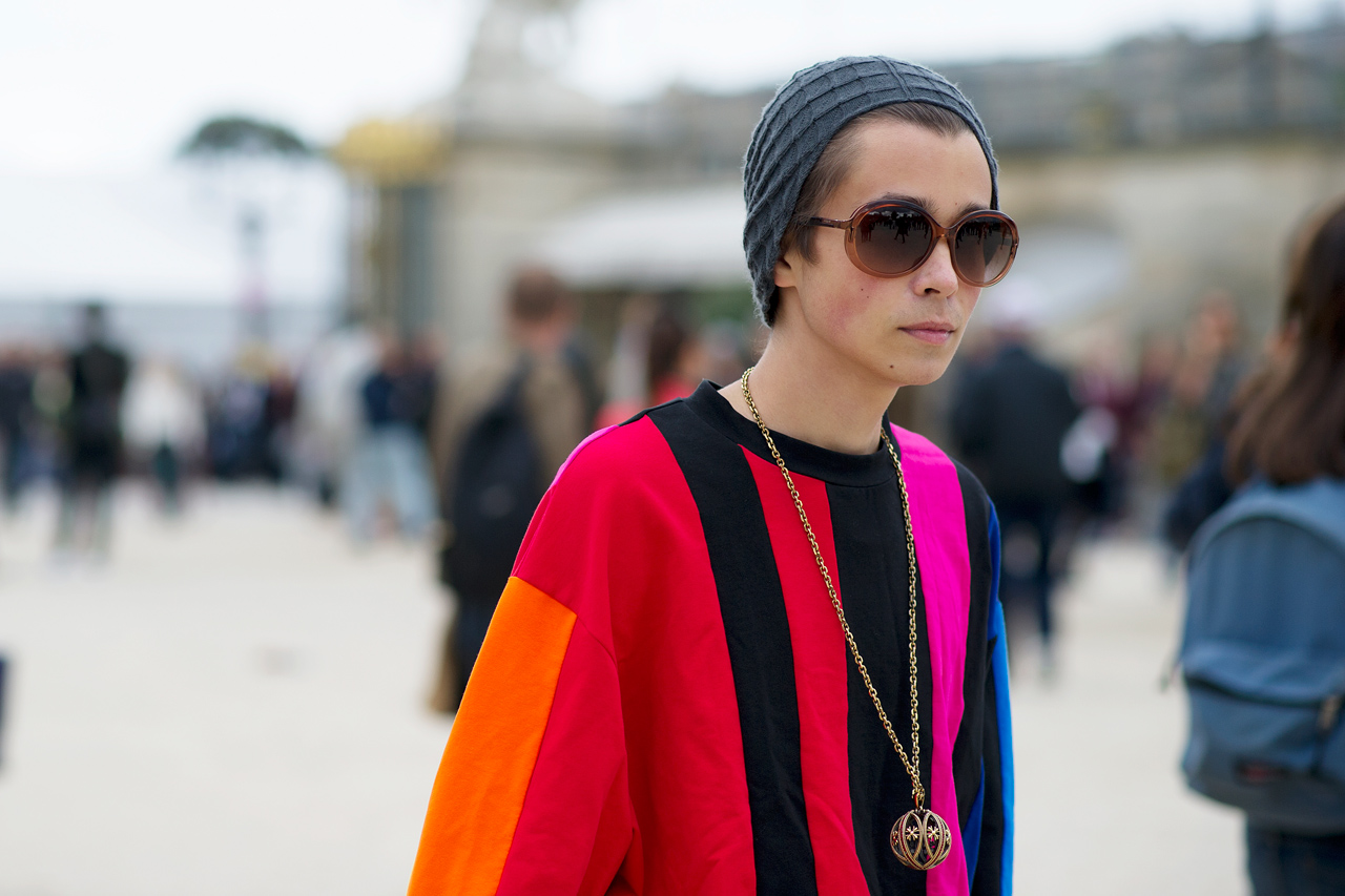 Streetsnaps: Paris Women's Fashion Week 2013 Spring/Summer Part 2