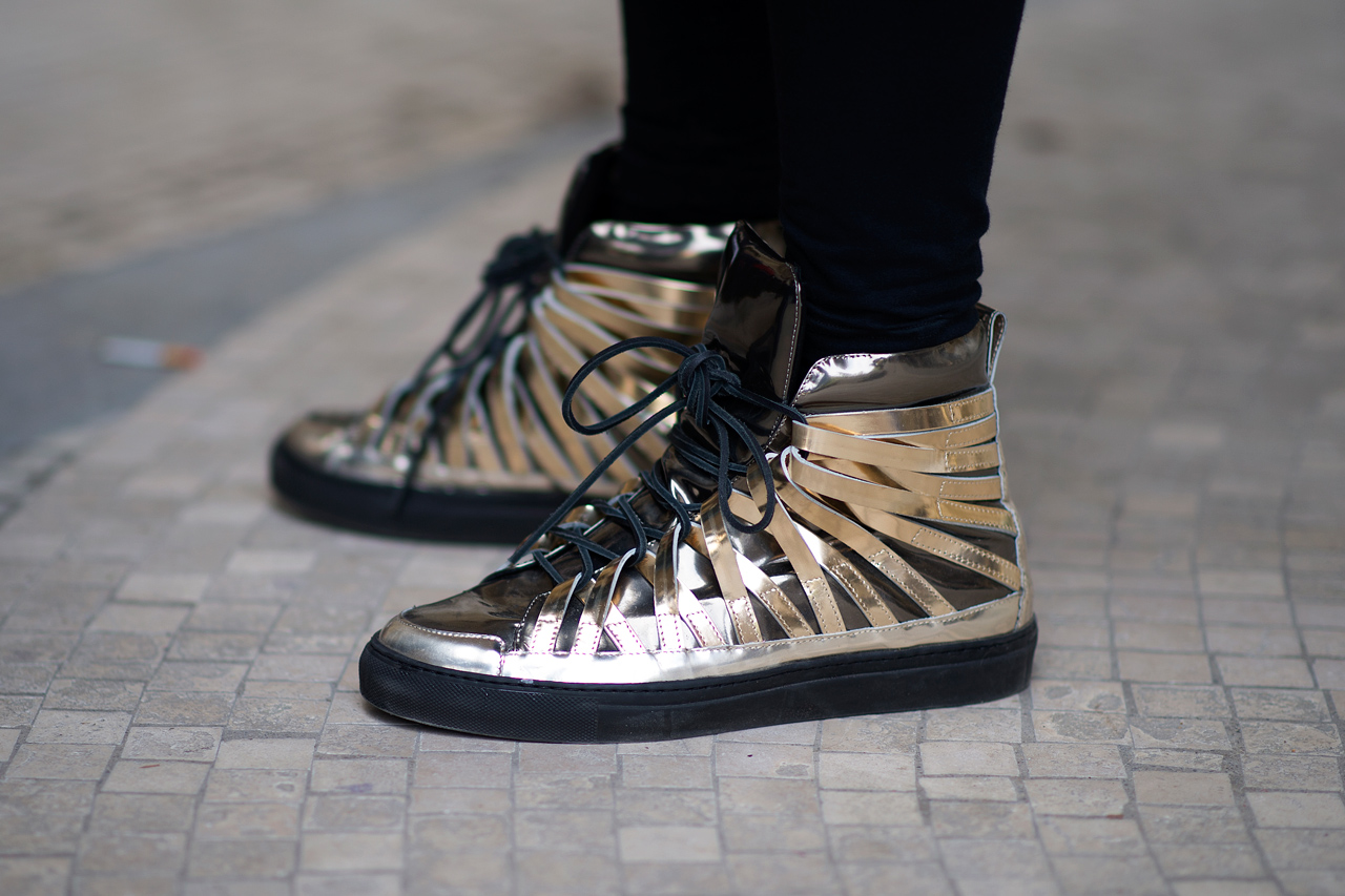 Streetsnaps: Paris Women's Fashion Week 2013 Spring/Summer Part 4