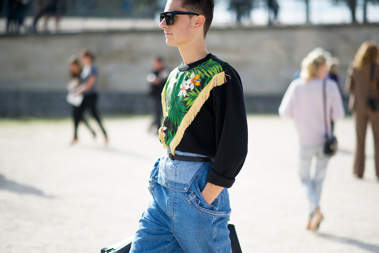 streetsnaps paris womens fashion week 2013 spring summer part 5